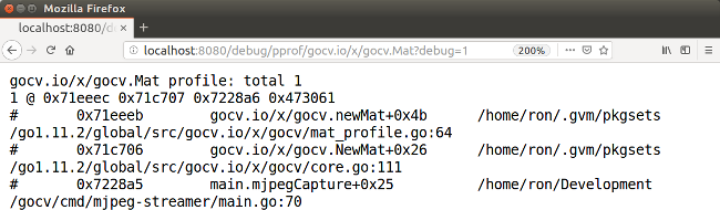 OpenCV 4 Support And Custom Profiling :: GoCV - Golang